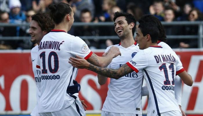 El PSG gana la liga en Francia por cuarto año consecutivo