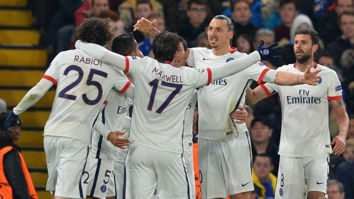 El PSG deja fuera al Chelsea de la Champions