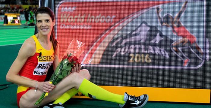 Beitia se vuelve de Portland con una medalla de plata