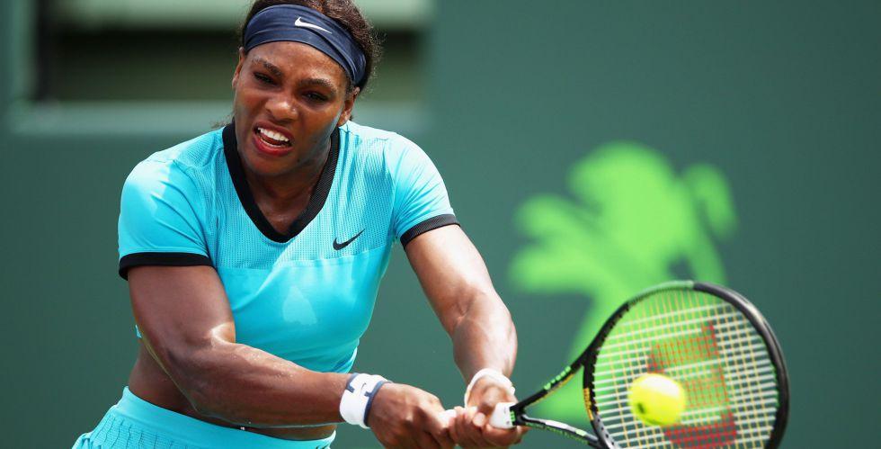 Masters 1000 Miami 2016: Serena Williams y Garbiñe Muguruza eliminadas