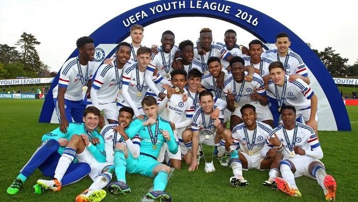 El Chelsea repite como campeón de la Youth League