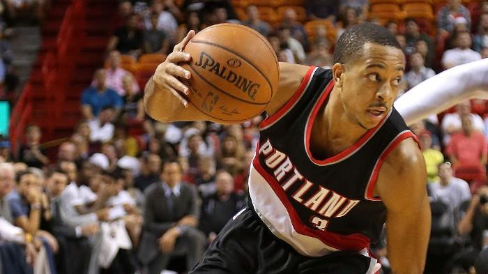 NBA: CJ McCollum, justo ganador del premio al jugador que más ha mejorado