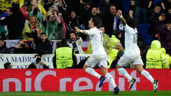 Champions League 2015-2016: el Real Madrid remonta y pasa a semis junto al City