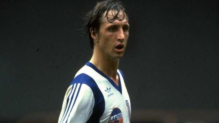 Cruyff dejó el Barça para jugar en la NASL