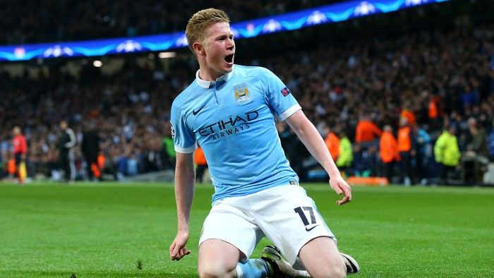 El gol de De Bruyne sentenció el pase del City a semifinales