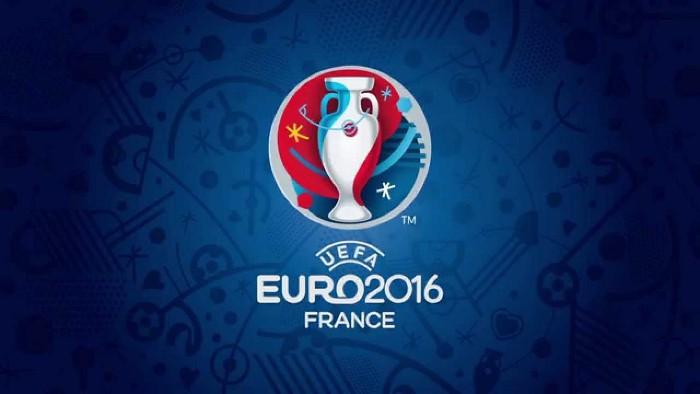El Logo de la Eurocopa de Francia 2016