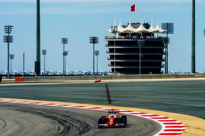 Ferrari en Bahrein