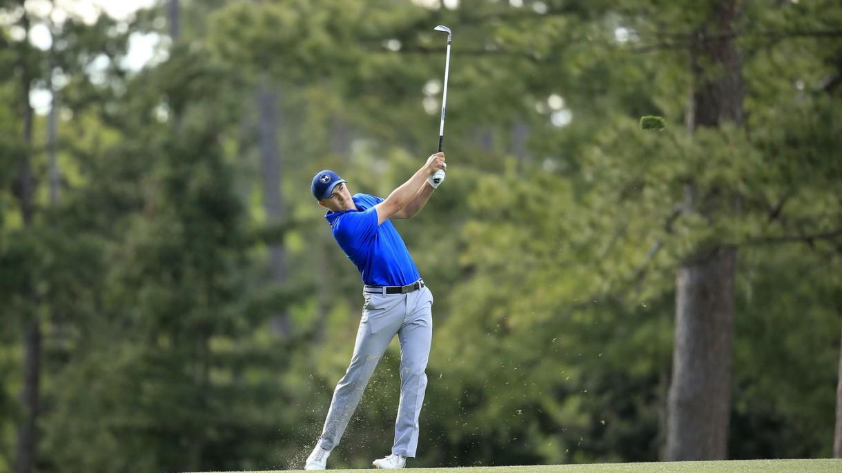 Masters Augusta 2016 Golf: Spieth sigue líder, McIlroy acecha, Sergio García a 4 golpes