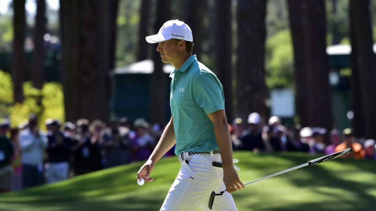 Masters Augusta 2016 de Golf: Spieth lidera tras la primera jornada, buen inicio de Sergio García