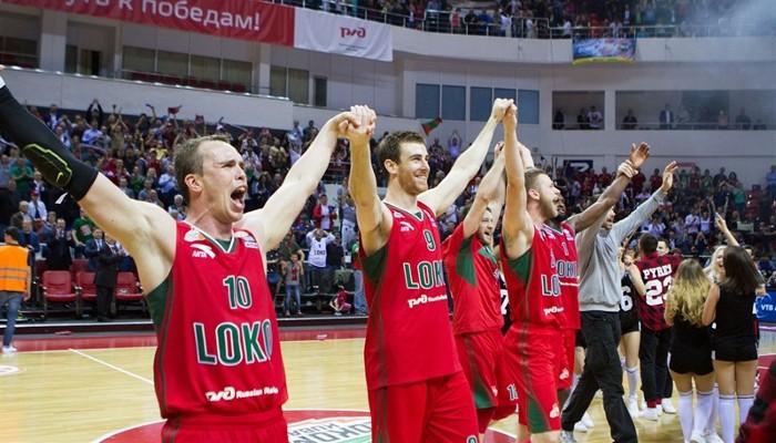 El Lokomotiv de Claver ha sido la gran sorpresa de la Euroliga