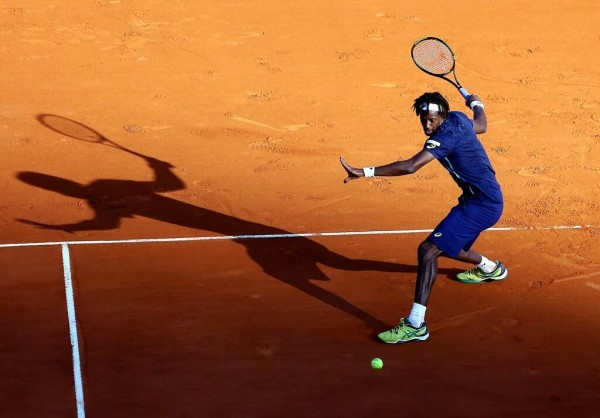 Monfils a semifinales en Montecarlo
