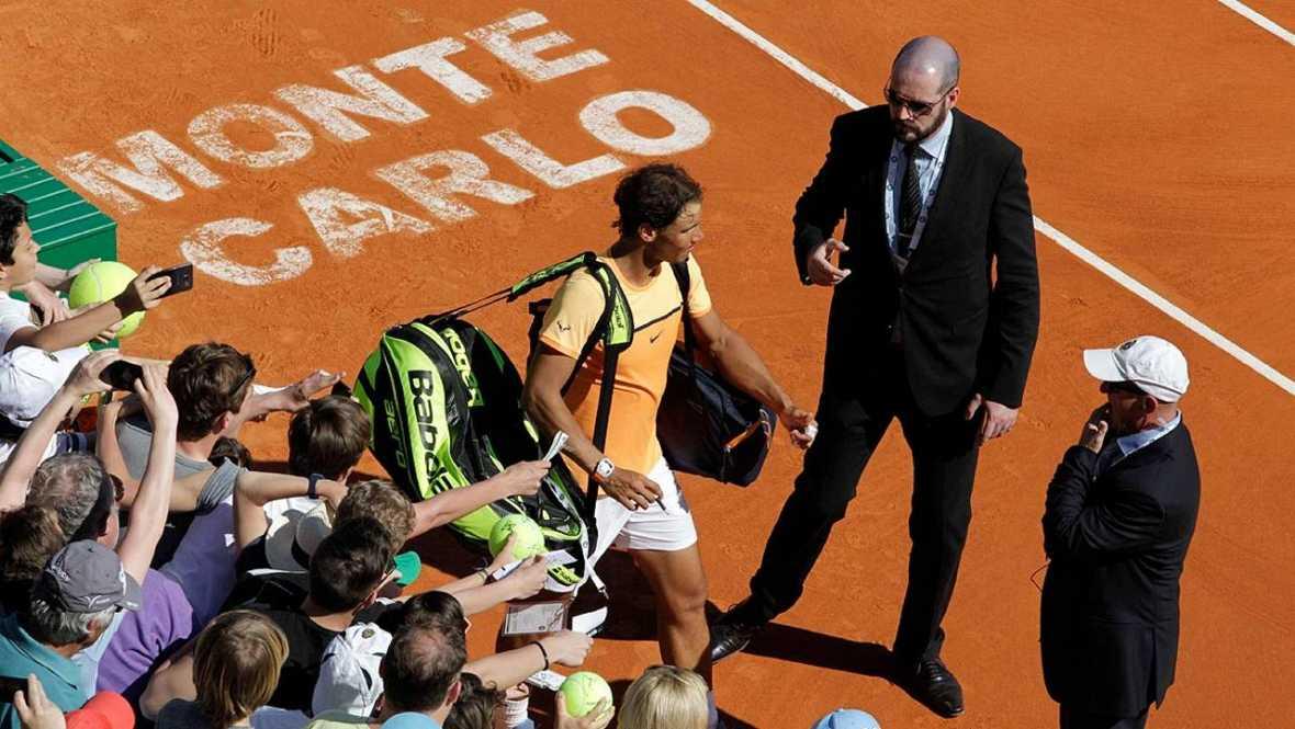 Masters 1000 Montecarlo 2016: Rafa Nadal y Wawrinka a octavos, Berdych eliminado