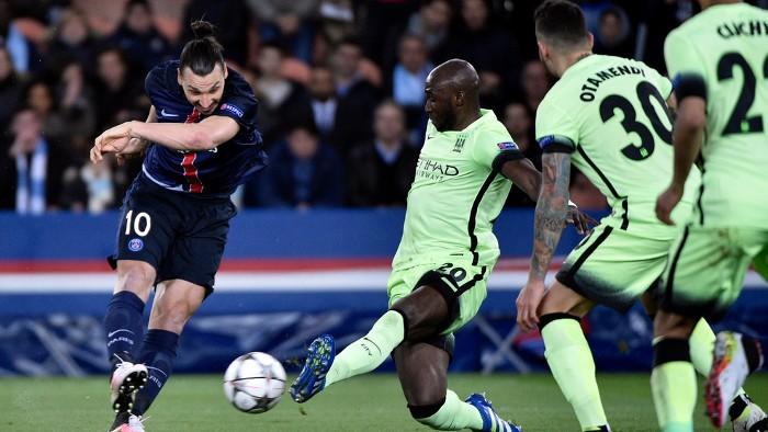 PSG y City empataron en París
