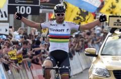 Peter Sagan gana el Velo d'Or al mejor ciclista del año 2016