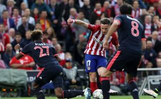 Champions League 2015-2016: el Atlético gana 1-0 al Bayern