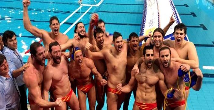 El waterpolo masculino español también estará en los Juegos de Río
