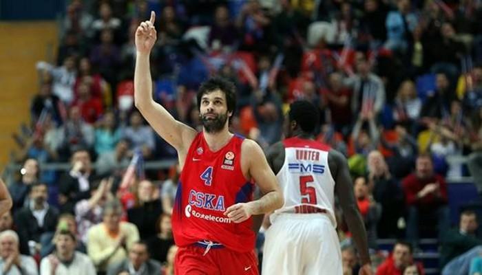 Teodosic ha guiado al CSKA a una nueva Final Four