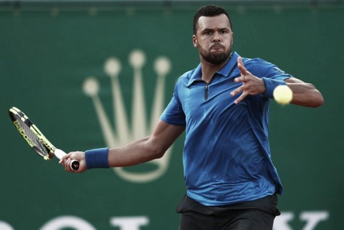Tsonga derrota a Federer en Montecarlo
