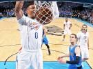 NBA: Westbrook se queda en los Thunder