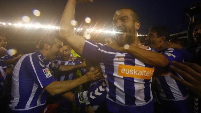 El Deportivo Alavés regresa a Primera División