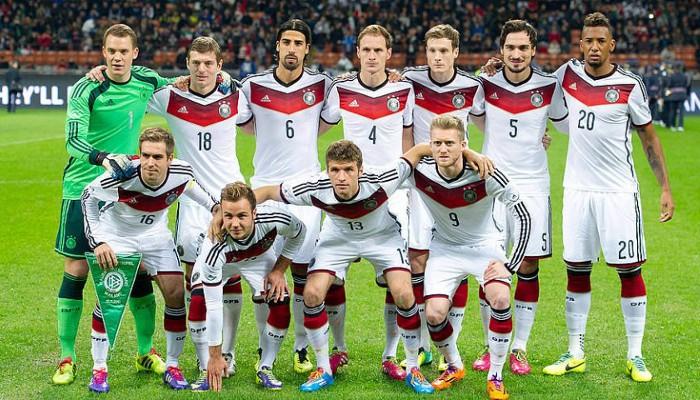 Alemania es la gran favorita para ganar la Euro 2016