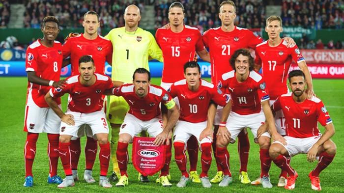 Austria vuelve a un gran torneo y con ilusión de pasar a la segunda fase