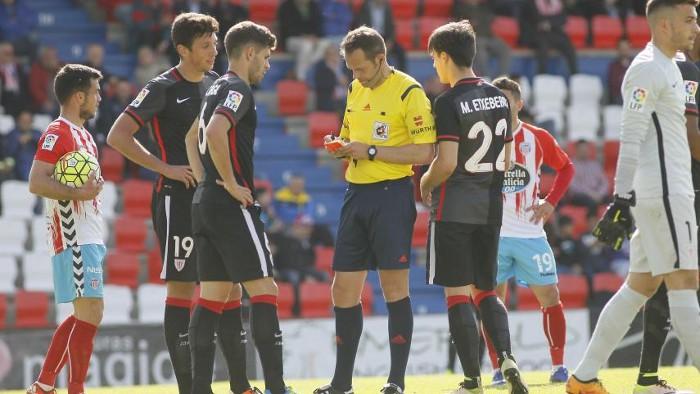 El Bilbao Athletic consumó su descenso matemático en Lugo