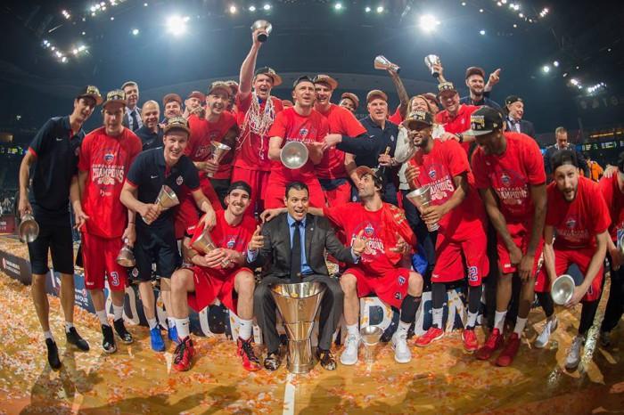 CSKA Moscu campeón