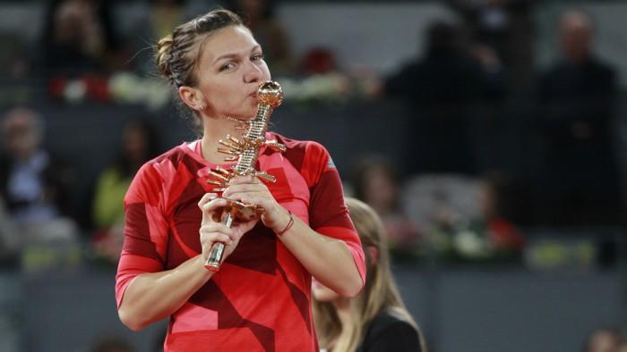 Cibulkova campeona en Madrid