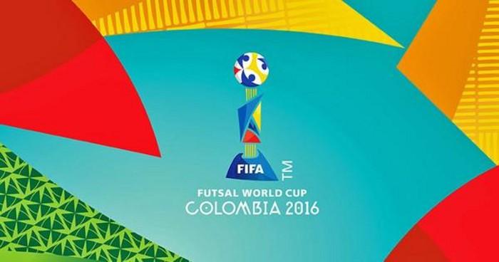 Colombia acoge el Mundial de Fútbol Sala de 2016