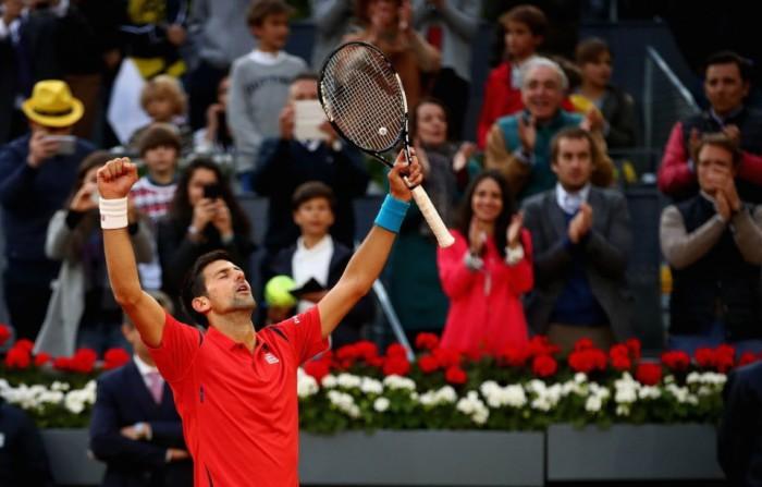 Djokovic a cuartos en Roma