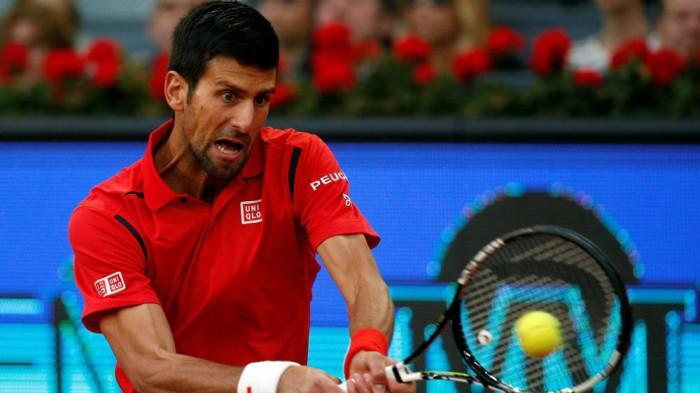 Djokovic campeón en Madrid