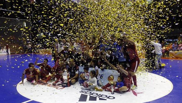 ElPozo Murcia se apuntó la final de la Copa del Rey de 2016