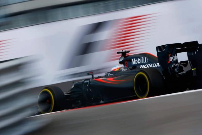 Fernando Alonso en Monaco