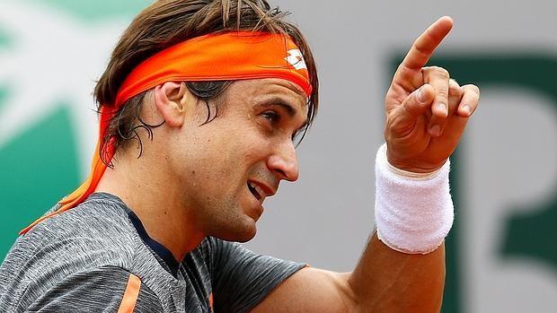 Ferrer a octavos en Roland Garros