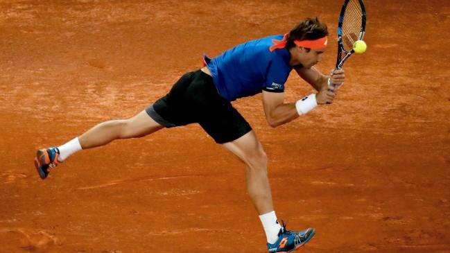 Ferrer a segunda ronda en Madrid