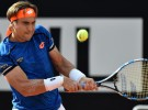 Masters 1000 Roma 2016: Ferrer, Bautista y García-López a segunda ronda