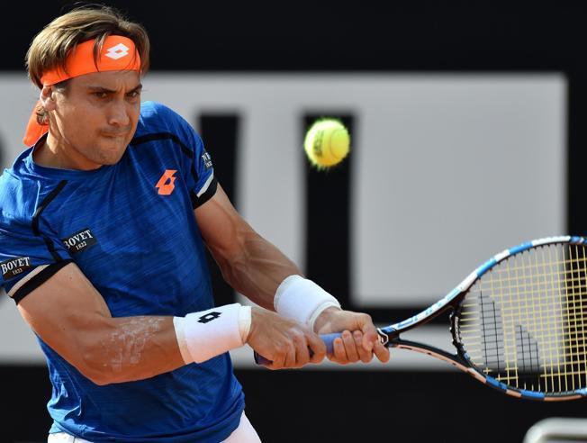 Ferrer a segunda ronda en Roma