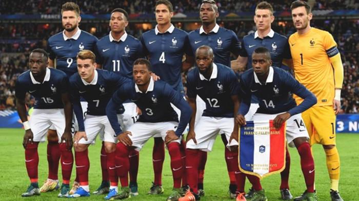 La selección de Francia es una de las favoritas para ganar la Eurocopa