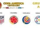 Copa América Centenario: las listas de convocados del Grupo A