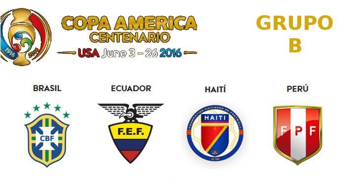 Copa América Centenario: las listas de convocados del Grupo B