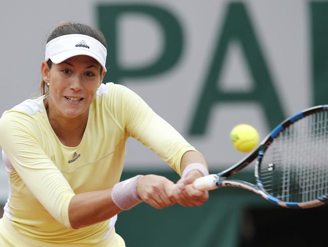 Muguruza a cuartos en Roland Garros