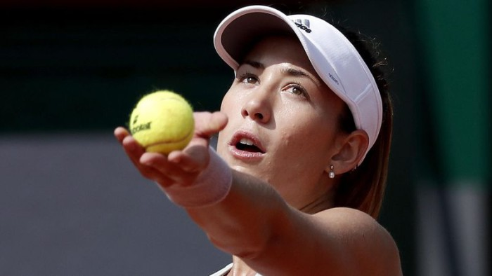 Muguruza a octavos en Roland Garros