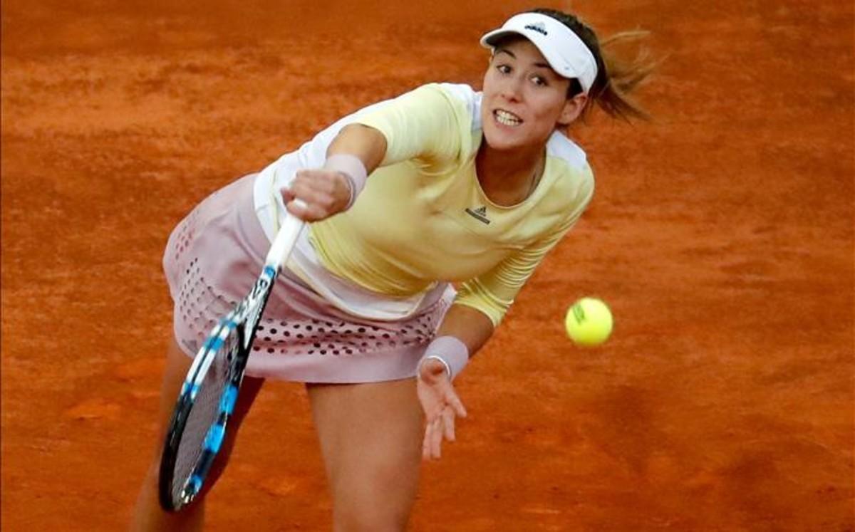 Masters 1000 Roma 2016: Muguruza y Suárez Navarro a octavos de final
