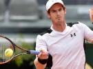 Masters 1000 Roma 2016: Djokovic y Murray a cuartos de final
