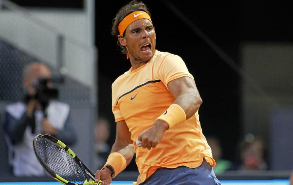 Masters 1000 Madrid 2016: Rafa Nadal a cuartos de final junto a Sousa