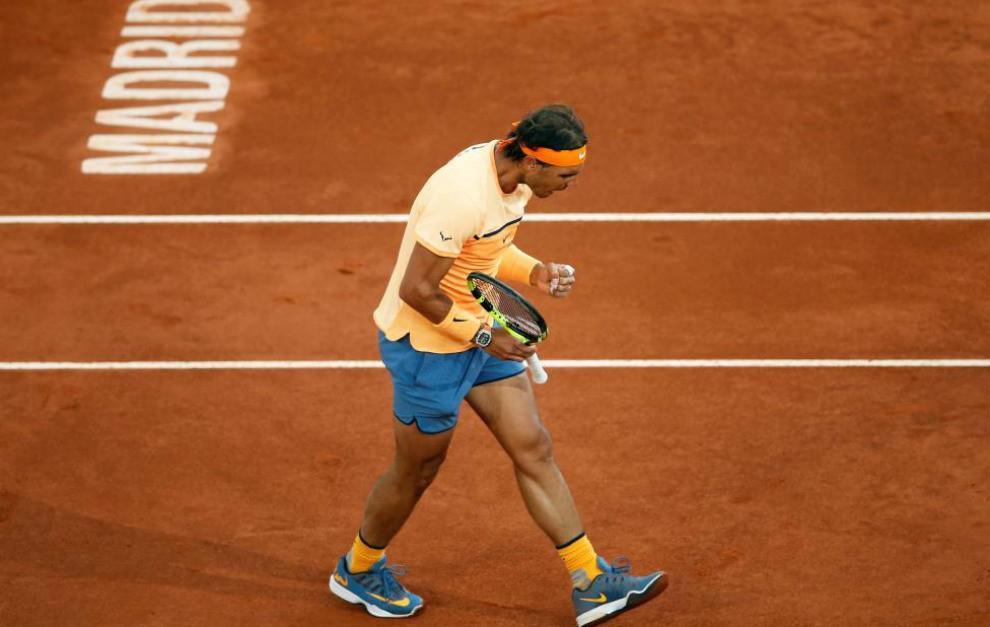 Masters 1000 Madrid 2016: Rafa Nadal en tres sets derrota a Sousa y es semifinalista