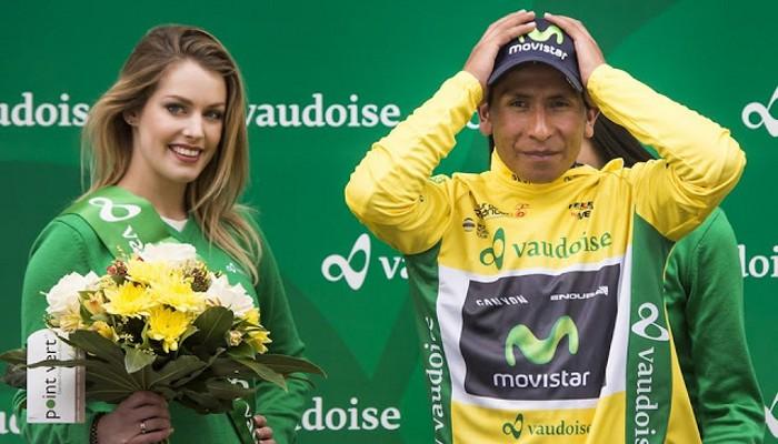 Quintana se llevó la general y una etapa del Tour de Romandia 2016