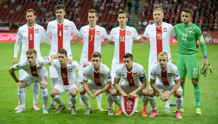 Polonia espera llegar lejos de la mano de Lewandowski
