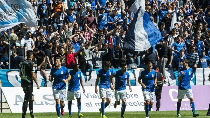 El Oviedo acecha los puestos de ascenso directo
